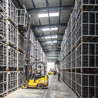 Lean Logistic za pomocą systemu WMS