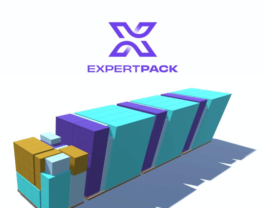 expert bin packing nowy system dla logistyki magazynowej