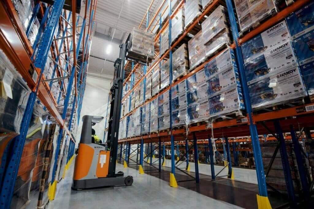 wms expertwms® 3pl dla marathon cargo hub